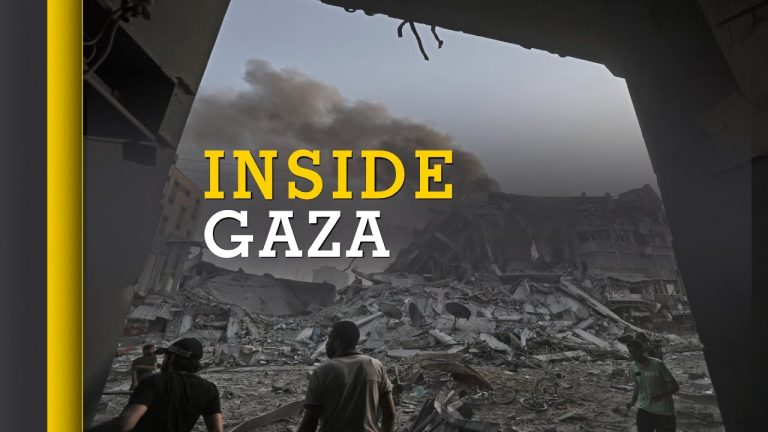 Israel-Palestinian clashes: Thousands flee their homes in Gaza | Hamas | World English News | WION