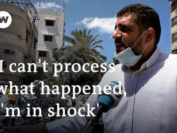 Israel-Hamas ceasefire: Gazans gripped with grief, fear, and frustration   DW News