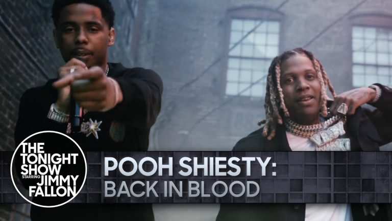 Pooh Shiesty: Back in Blood   The Tonight Show Starring Jimmy Fallon