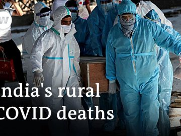 India's uncounted COVID-19 fatalities? | DW News