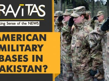 Gravitas: Will American soldiers watch Afghanistan from Pakistan?