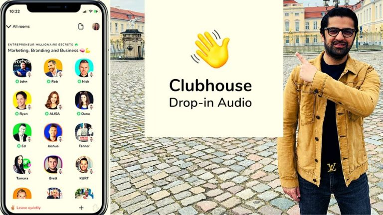 What is Clubhouse? Explained in Urdu/Hindi | How Did Clubhouse Become So Popular?
