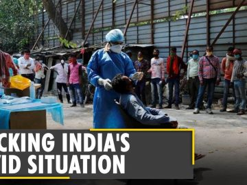 India reports 1,27,510 new COVID-19 cases, 2,795 deaths in last 24 hours | Latest English News