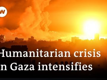 Calls for truce as Israel-Hamas conflict rages | DW News