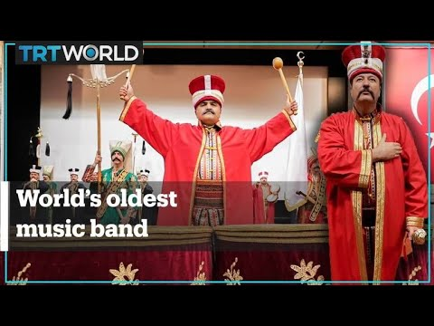 The world's oldest living music band - Ottoman Mehter