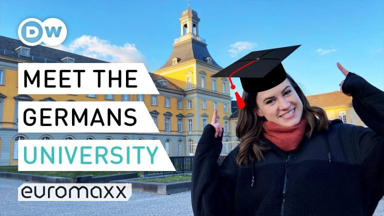 German Universities: Studying In Germany, From Finance To Fraternities   Meet the Germans