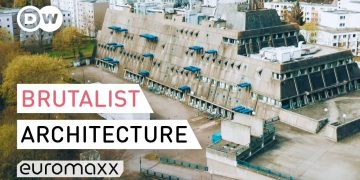 Berlin's Brutalist Architecture - Greatest Building Sin Of The 20th Century?