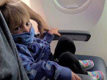 Family Kicked Off Plane Because of Son's Disability, Mom Says