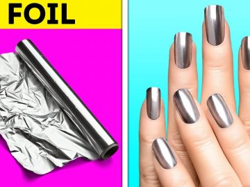 Crazy FAKE NAILS hacks AT HOME || Nail design ideas. DIY Easy Perfect Gel Nails for Beginners!