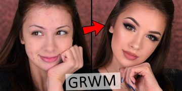 Get Ready With Me : FULL FACE GLAM