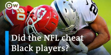 NFL vows to stop 'race norming' to compensate brain injuries | DW News
