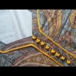 Khaas Aapke Liye iss Summer Ki Subse Cool Neck Design with Placket and Knot Buttons||DIY 3