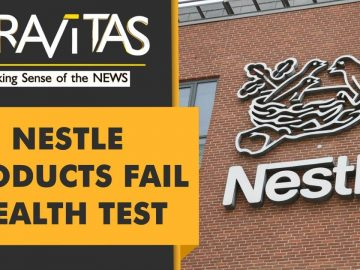 Gravitas: Nestle's long-list of unhealthy food products