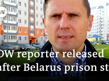 DW reporter says he was tortured in Belarus prison | DW News