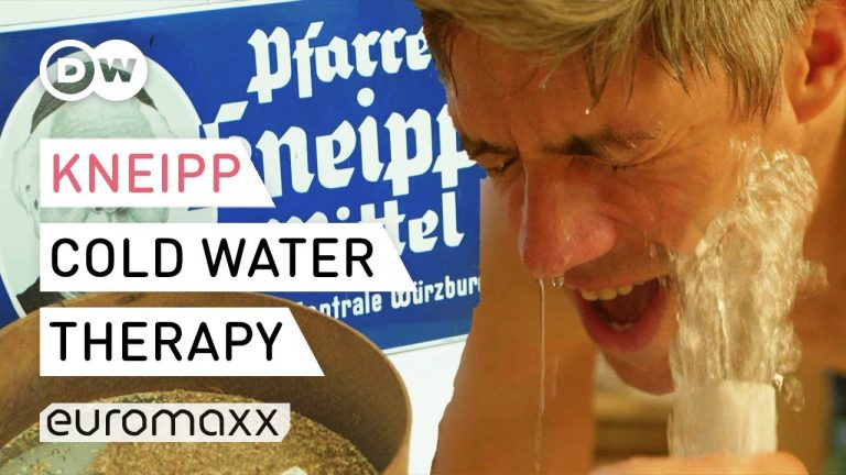 Ice Cold Water: Kneipp Therapy – German Wellness and Health Program