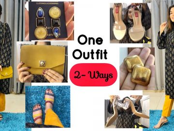 One Outfit 2-Ways    Styling Outfit From My Own Brand Ep #2 6
