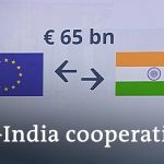 Europe and India plan deeper economic cooperation   DW News