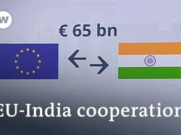 Europe and India plan deeper economic cooperation | DW News
