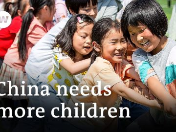 China moves to three-child policy | DW News