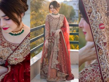 Bridal Look    Get Your Bridal Outfit On Rent 4