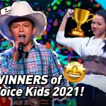 These TALENTS are the GREAT WINNERS of The Voice Kids 2021! 🏆| Top 7 1