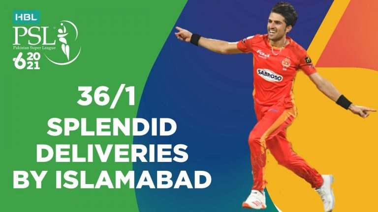 Splendid Deliveries By Islamabad | Quetta vs Islamabad | Match 18 | HBL PSL 6 | MG2T
