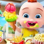 No No Snacks Song | Yes Yes Stay Healthy + More Nursery Rhymes & Kids Songs - Super JoJo 3
