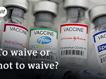 Germany skeptical over vaccine patent waiver | DW News