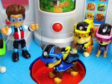 Educational 🔴Paw Patrol Rescue Missions🔴 for Kids! ONE HOUR Long! 28