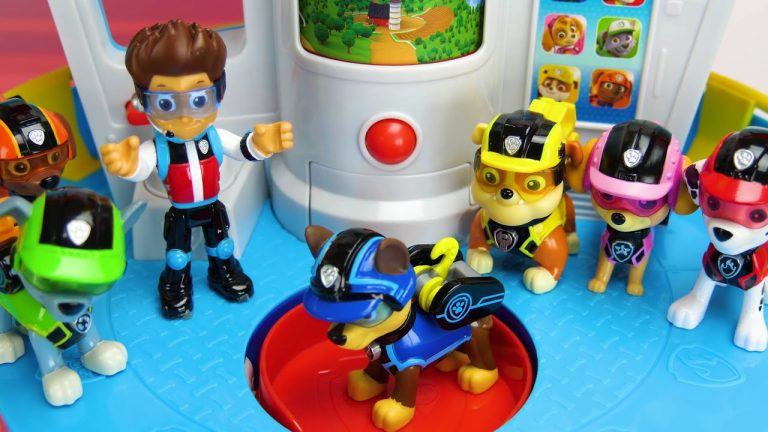 Educational 🔴Paw Patrol Rescue Missions🔴 for Kids! ONE HOUR Long! 1