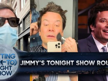 Jimmy's Tonight Show Routine | The (Getting Back to) Tonight Show - Ep. 6