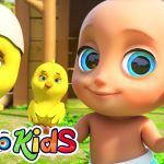 Little Chicks | Johny Johny Yes Papa | LooLoo KIDS Nursery Rhymes and Children`s Songs 3