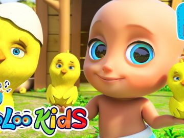 Little Chicks   Johny Johny Yes Papa   LooLoo KIDS Nursery Rhymes and Children`s Songs 27