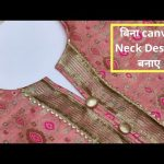 New Kurti Front Neck Design Easy Cutting and Stitching    neck designs   @RR Fashion Point 4