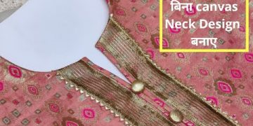 New Kurti Front Neck Design Easy Cutting and Stitching || neck designs ||@RR Fashion Point 17