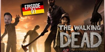 The Walking Dead 💀 Learn German With Games | Episode 01 | Get Germanized 3