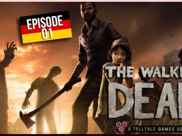 The Walking Dead 💀 Learn German With Games | Episode 01 | Get Germanized 4