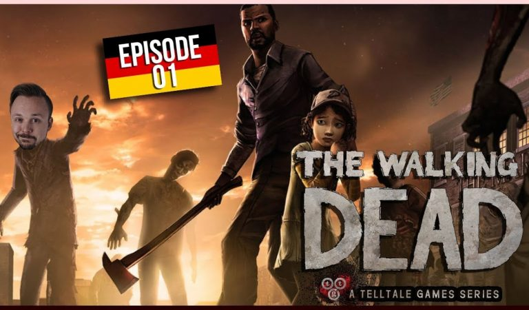 The Walking Dead 💀 Learn German With Games | Episode 01 | Get Germanized