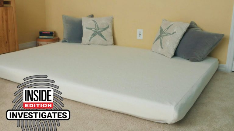 Did Mysterious Cuts Come From Fiberglass in Mattress?