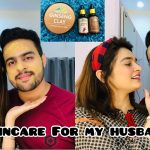 Skin Care For My Husband || Solution For Acne Issue 2