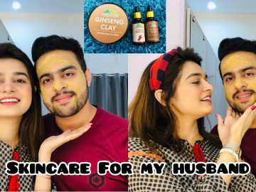 Skin Care For My Husband || Solution For Acne Issue 3