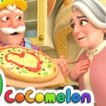 Pizza Song + More Nursery Rhymes & Kids Songs - CoComelon 3