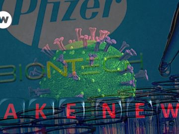 Who is behind the malicious campaign to drive misinformation on BioNTech-Pfizer vaccine? | DW News