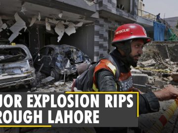 At least 3 killed in bomb blast near house of Hafiz Saeed in Lahore | Pakistan | Latest English News