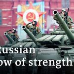 Russia marks WWII Victory Day with massive military parade   DW News