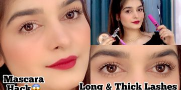 Get Thick & Longer Lashes With Mascara || Tips & Tricks 11
