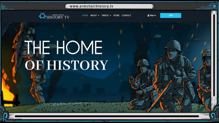 New Interactive World Map   Armchair History TV RELAUNCH