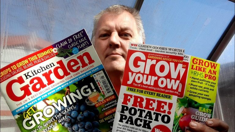 Grow your Own and Kitchen Garden Free Seed Review | Gardening Online 1