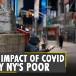 Number of homeless people rise to record levels in New York City   Latest World English News   WION