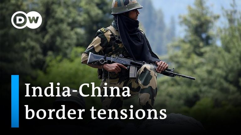 Where does the India China border conflict stand one year after the deadly Ladakh clashes?   DW News